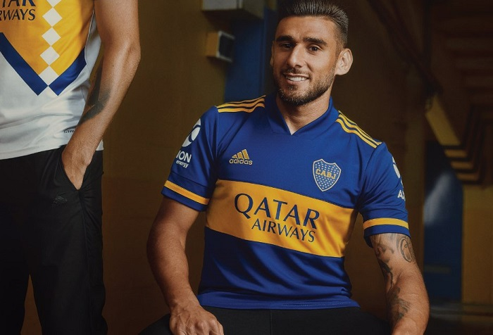 Boca Juniors 2020 adidas Home and Away Kits - FOOTBALL FASHION