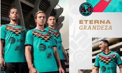 Club América 2020 Nike Third Soccer Jersey, Football Shirt, Kit, Camiseta Tercera de Futbol