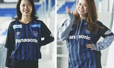Gamba Osaka 2020 Umbro Home and Away Football Kit, Shirt, Soccer Jersey