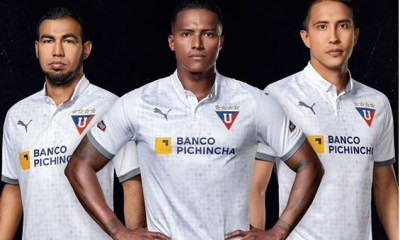 LDU Quito 2020 PUMA Home and Away Football Kit, Soccer Jersey, Shirt, Camiseta de Futbol