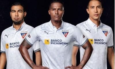 LDU Quito 2020 PUMA Home and Away Football Kit, Soccer Jersey, Shirt, Camiseta de Futbol