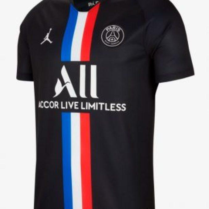 Paris Saint Germain X Jordan 2020 4th Kit Football Fashion