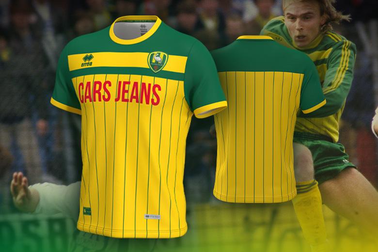Ado Den Haag 115th Anniversary Errea Kit Football Fashion
