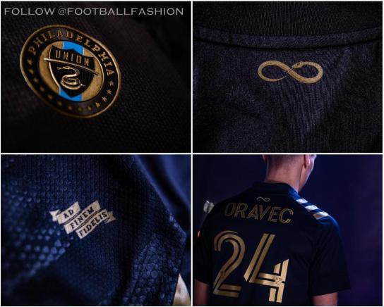 Philadelphia Union 2020 adidas Home Football Kit, Soccer Jersey, Shirt, Camiseta de Futbol MLS