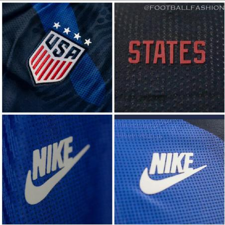 USA 2020 2021 Home and Away Soccer Jersey, Shirt, Football Kit, Camiseta de Futbol
