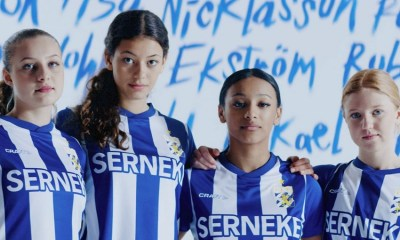 IFK Göteborg 2020 Craft Football Kit, Soccer Jersey, Shirt, Matchtröjan