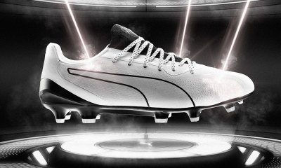 PUMA KING Platinum Lazertouch Boot Unveiled