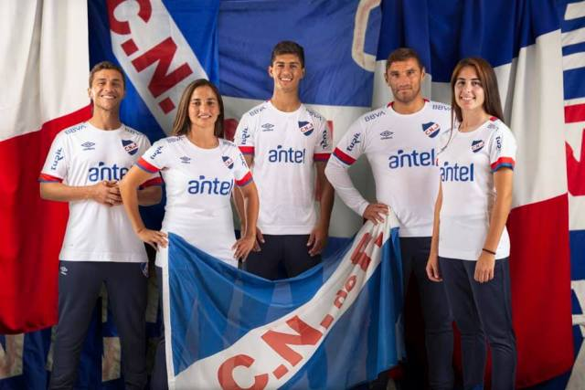 Club Nacional 2020 2021 Umbro Home Football Kit, Soccer Jersey, Shirt, Camiseta de Futbol