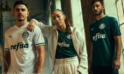 Palmeiras 2020 2021 PUMA Home and Away Football Kit, Soccer Jersey, Shirt, Camiseta, Camisa