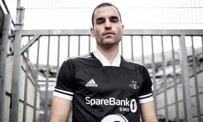 Rosenborg BK 2020 adidas Away Football Kit, Soccer Jersey, Shirt, Bortetrøye
