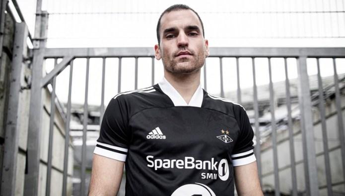 Rosenborg BK 2020 adidas Away Football Kit, Soccer Jersey, Shirt, Bortetrøye