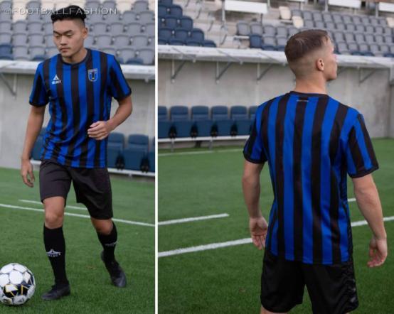 IK Sirius 2020 Select Home Football Kit, Soccer Jersey, Shirt, Matchtröja