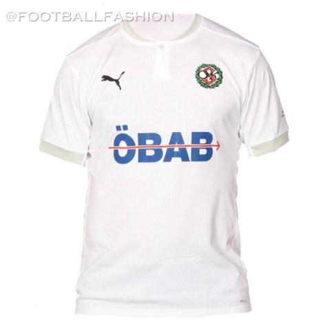 Örebro SK PUMA Home Football Kit, Soccer Jersey, Shirt, Matchtröja