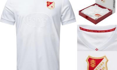Fortuna Dusseldorf 125th Anniversary Football Kit, Soccer Jersey, Shirt, Trikot, Sondertrikot