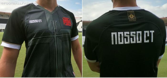 Vasco da Gama 2020 'Nosso CT Soccer Jersey, Football Kit, Shirt, Camisa