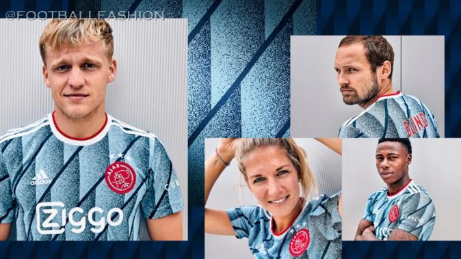 AFC Ajax 2020 2021 adidas Away Football Kit, Shirt, Soccer Jersey, Uitshirt