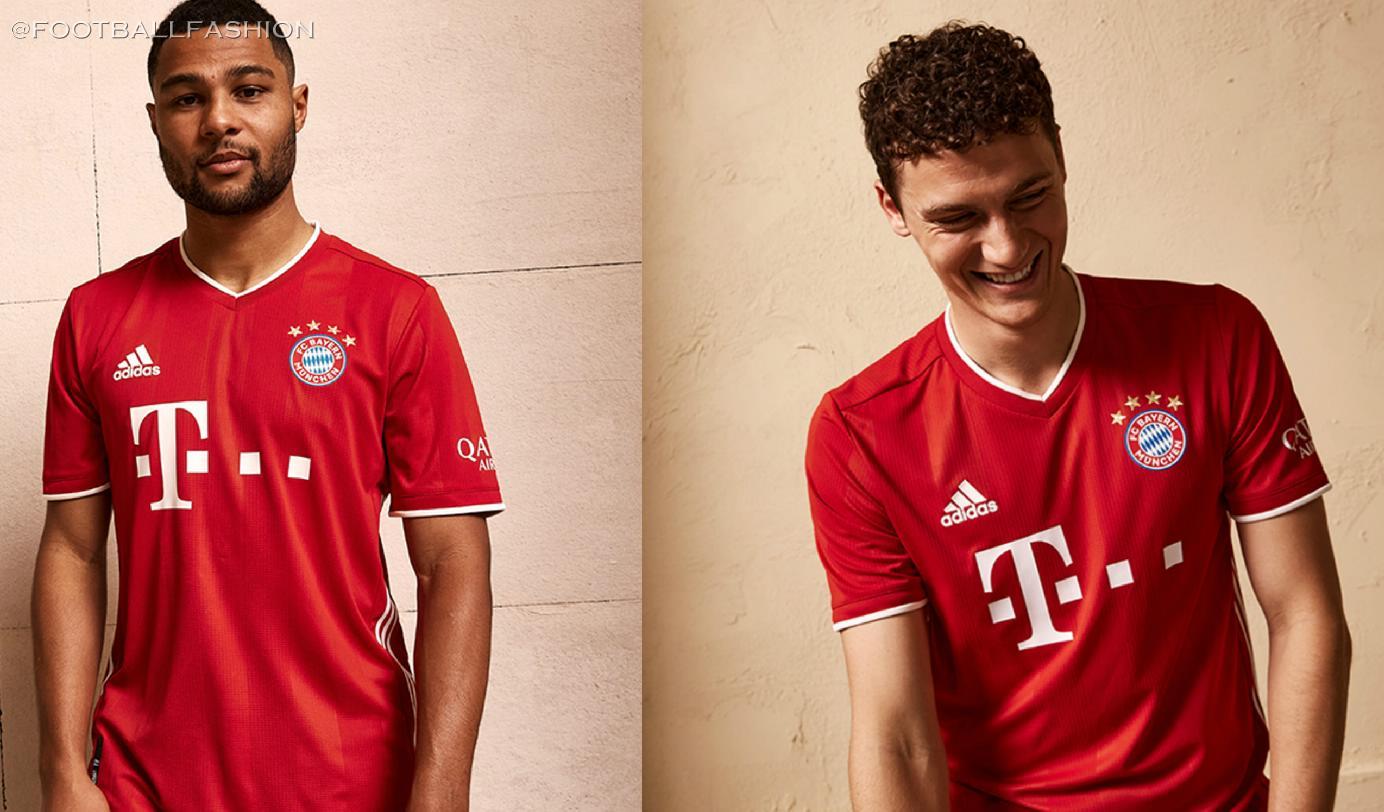 Bayern München 2020/21 adidas Home Kit - FOOTBALL FASHION