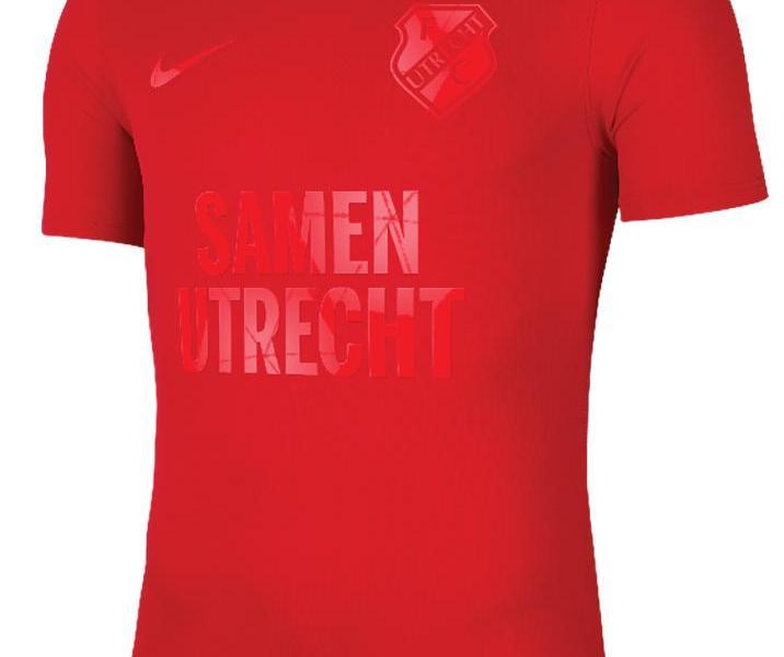 Fc Utrecht 2020 Samen Nike Jersey Football Fashion
