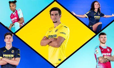 Villarreal 2020 2021 Joma Football Kit, 2020-21 Soccer Jersey, 2020/21 Shirt, Camiseta, Equipacion, Camisa, Maillot, Trikot, Tenue