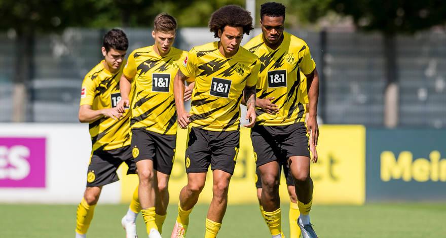 Borussia Dortmund Champions League 2021