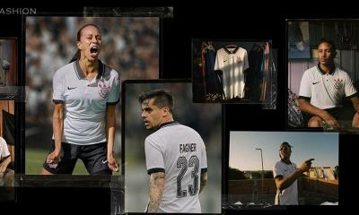 Corinthians 2020 2021 Nike Home Football Kit, 2020/21 Soccer Jersey, 2020-21 Shirt, Camisa