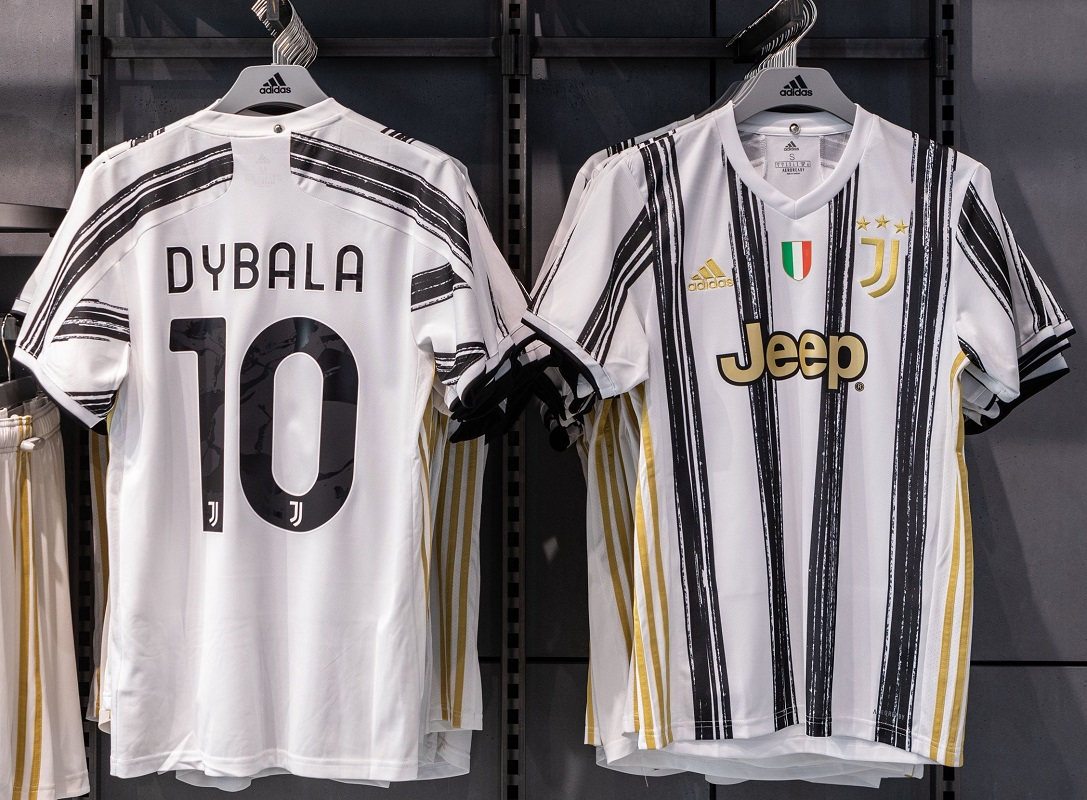 Juventus 2020 21 Adidas Home Kit Football Fashion Org