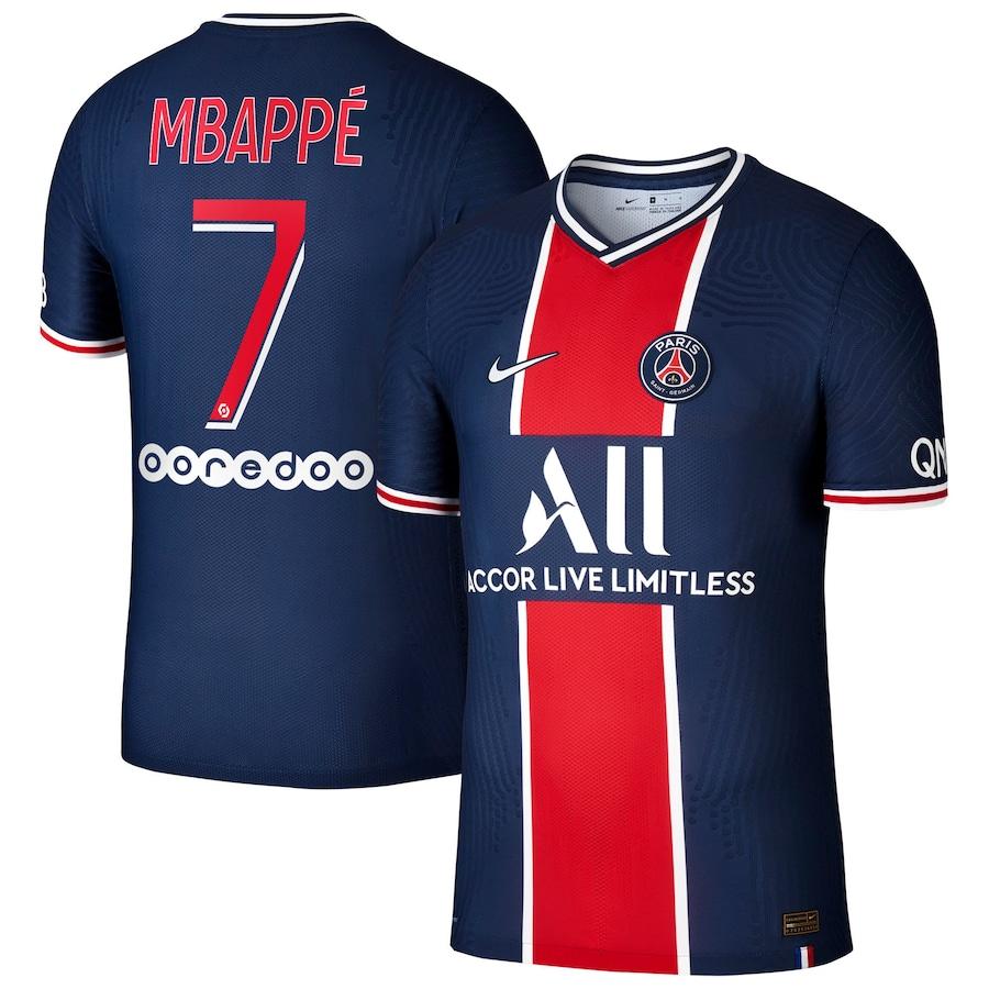 Paris Saint Germain 2020 21 Nike Home And Away Kits Football Fashion Org