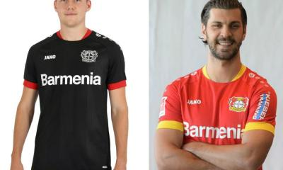 Bayer 04 Leverkusen 2020/21 Jako Home and Away Football Kit, 2020/21 Soccer Jersey, 2020-21 Shirt, Trikot