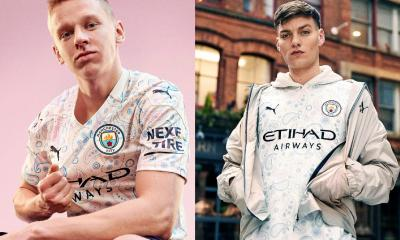 Manchester City FC 2020 2021 PUMA Third Football Kit, 2020-21 Shirt, 2020/21 Soccer Jersey, Maillot, Camiseta, Camisa, Trikot, Tenue