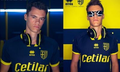 Parma Calcio 2020/21 Erreà Third Football Kit, 2020-21 Soccer Jersey, 2020/21 Shirt, Maglia, Gara