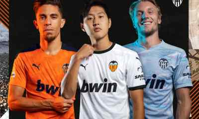 Valencia 2020 2021 PUMA Home, Away and Third Football Kit, 2020-21 Soccer Jersey, Shirt, Camiseta 2020/21, Maillot, Trikot, Maglia