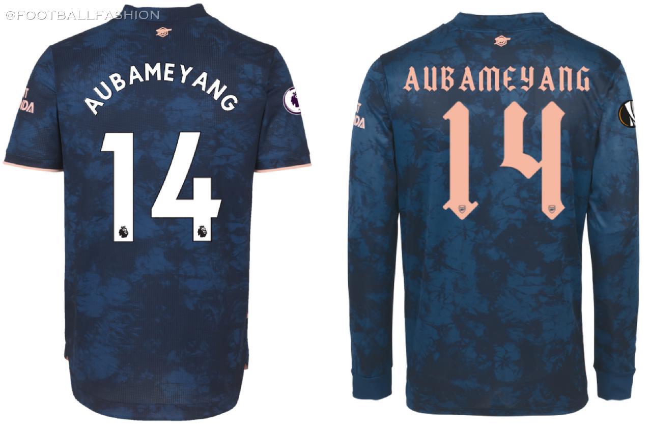 Arsenal Fc 2020 21 Adidas Third Kit Football Fashion