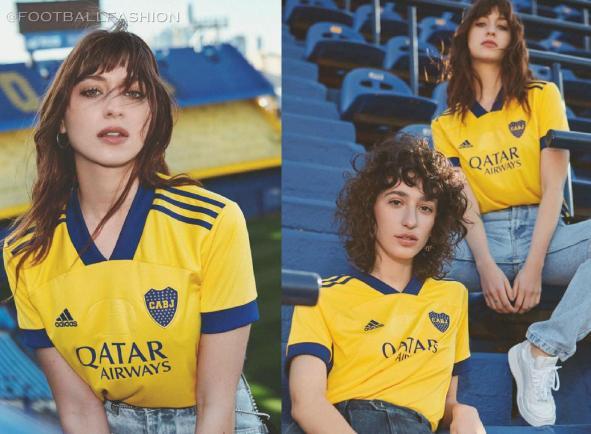 Boca Juniors 2020 2021 adidas Third Soccer Jersey, 2020-21 Football Kit, 2020/21 Shirt, Camiseta de futbol
