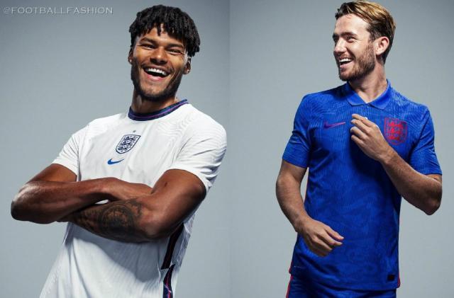 England 2020/21 Nike Home and Away Kits - FOOTBALL FASHION