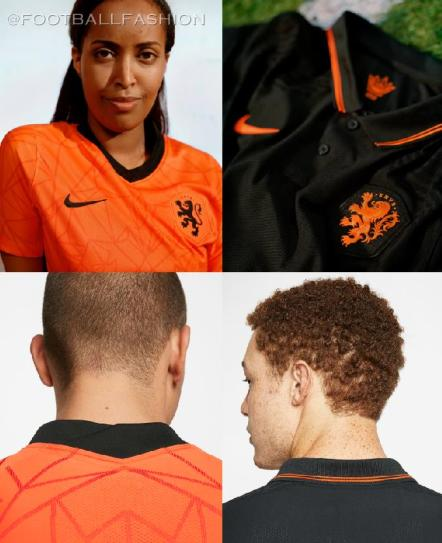 Netherlands 2020 2021 Nike Home and Away Football Kit, 2020/21 Soccer Jersey, 2020-21 Shirt, Nederland Tenue