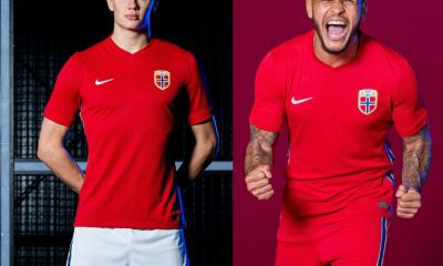 Norway 2020 2021 Nike Home and Away Football Kit, 2020-21 Soccer Jersey, 2020/21 Shirt, Landslagsdrakt