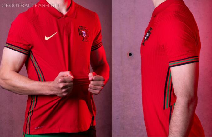 Portugal 2020 2021 Nike Home and Away Football Kit, 2020-21 Soccer Jersey, 2020/21 Shirt, Camisola, Camisa, Camiseta, Maillot, Trikot