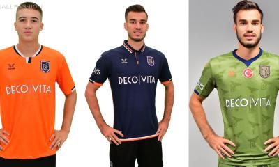 Istanbul Basaksehir 2020 2021 Home, Away and Third Football Kit, 2020/21 Soccer Jersey, 2020-21 Shirt, Forma