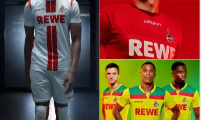 1. FC Köln 2020 2021 uhlsport Football Kit, 2020-21 Soccer Jersey, 2020/21 Shirt, Trikot