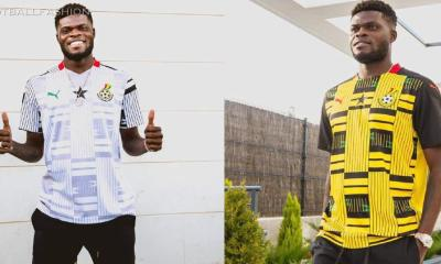 Ghana 2020 2021 PUMA Home and Away Football Kit, 2020/21 Soccer Jersey, 2020-21 Shirt