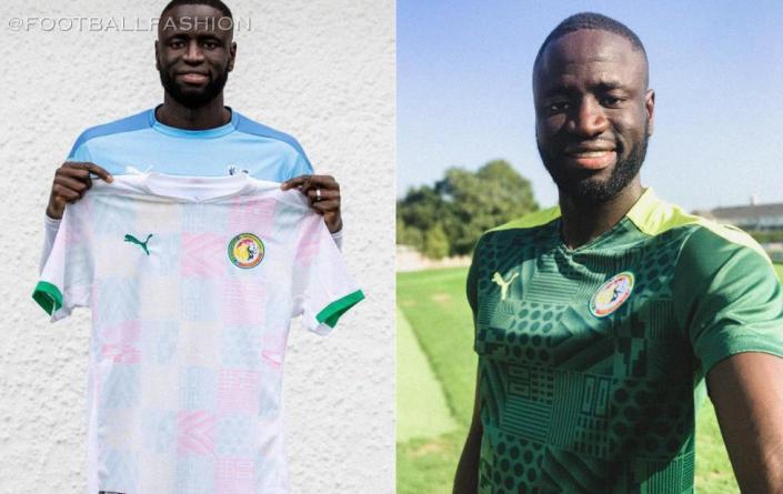 Senegal 2020 2021 PUMA Home and Away Football Kit, 2020-21 Shirt, 2020/21 Soccer Jersey, Maillot