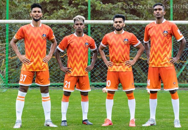 FC Goa 2020 2021 Home and Away Football Kit, 2020-21 Soccer Jersey, 2020/21 Shirt