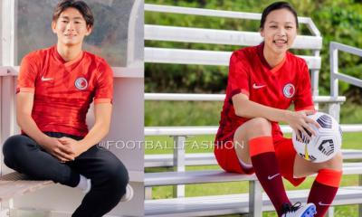 Hong Kong 2021 Nike Home and Away Football Kit, Soccer Jersey, Shirt