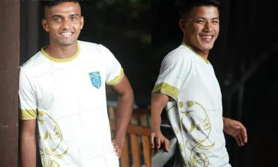 Kerala Blasters #SaluteOurHeroes 2020 2021 Third Football Kit, 2020-21 Shirt, 2020/21 Soccer Jersey