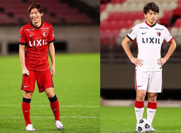 Kashima Antlers 2021 Nike Home and Away Football Kit, Soccer Jersey, Shirt