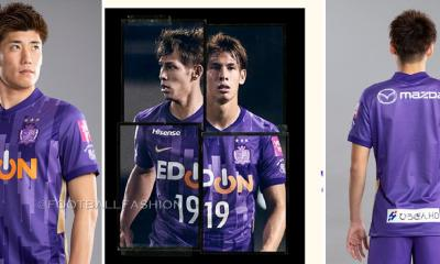 Sanfrecce Hiroshima 2021 Nike Home and Away Football Kit, Soccer Jersey, Shirt