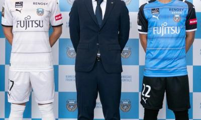 Kawasaki Frontale 2021 PUMA Home and Away Football Kit, Soccer Jersey, Shirt