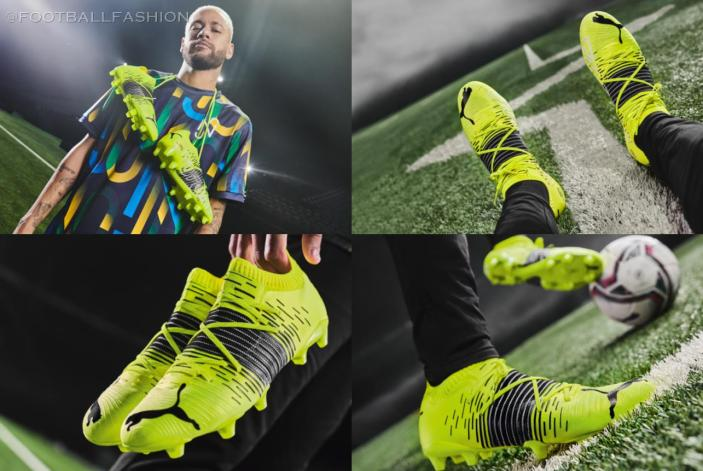 Worn by Neymar Jr. - PUMA Unveils the FUTURE Z 1.1 Soccer Boot
