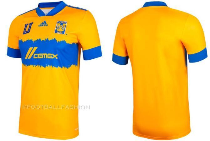 Tigres UANL FIFA World Club Cup adidas Football Kit, Soccer Jersey, Shirt, Camiseta de Futbol