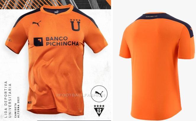 LDU Quito 2021 PUMA Football Kit, Soccer Jersey, Shirt, Camiseta de Futbol Liga de Quito